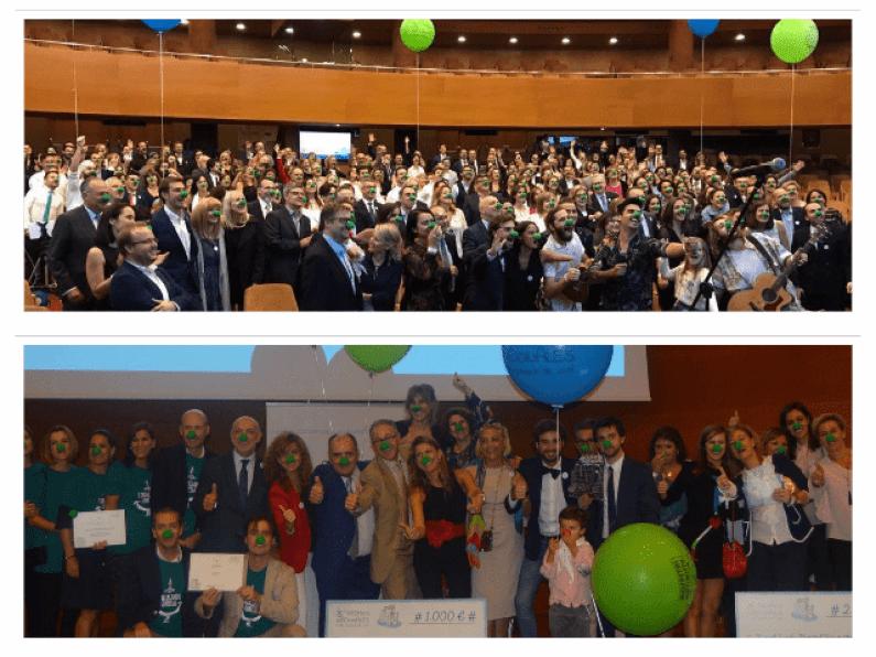 Premio Hospital Optimista para Músicos por la Salud